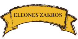 Banner Eleones Zakros Extra Virgin Olive Oil
