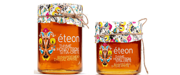 Eteon Thym honey from Sitia-Crete