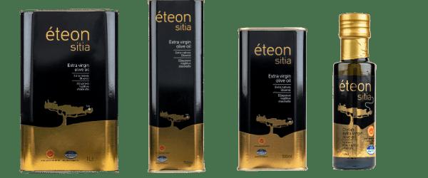 Eteon olive oil from Sitia-Crete